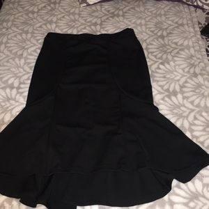 FOREVER 21 MERMAID SKIRT ( with price tag)